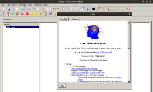 VYM - Buat Mindmapping di Ubuntu
