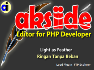 AksiIDE - PHP Editor