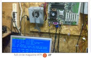 penggunaan Memtest pada komputer lawas  - Sumber : FullCircle