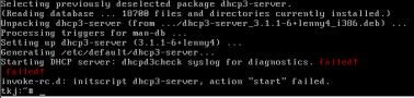Installasi Layanan DHCP Server