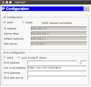 Dhcp-Router-Successfull